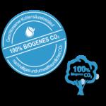 100% biogenes CO2